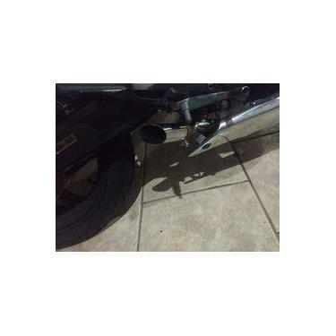 Ponteira do Escapamento Torbal Honda Hornet Cbr 600f 2008-2014 Conica Corte Lateral 11-B