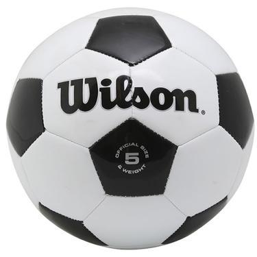 6051e71fbc924 Bola Futebol Traditional No. 5 Oficial - Wilson