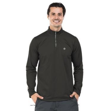 5931c67e20 Camisa Térmica para Frio com Gola Alta Extreme UV - Masculino