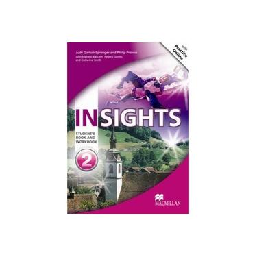 PROMO-INSIGHTS STUDENT's BOOK WITH WORKBOOK & MPO-2 - Judy Garton-sprenger; - 9786685727616