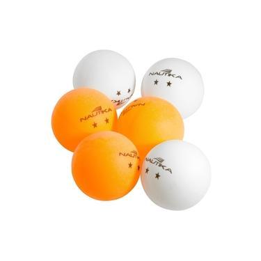 Conjunto de Bolinhas para Ping Pong Nautika