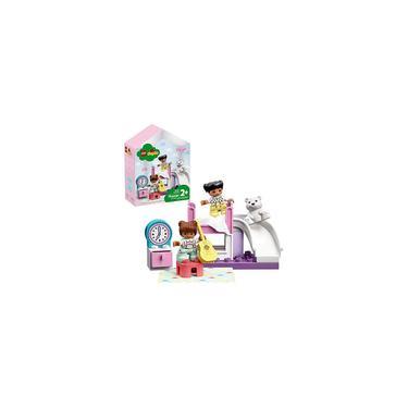 Imagem de Lego duplo Town Bedroom 10926 Conjunto infantil de brincadeira, brinquedo de criança, ótimo para brincar e aprender crianças (16 peças)