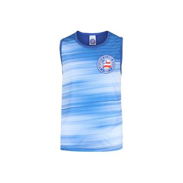 8dbc92a20e583 Camiseta Regata do Bahia - Infantil - AZUL BRANCO Xps Sports
