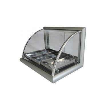 Estufa para Salgados 3 bandejas Aluminio
