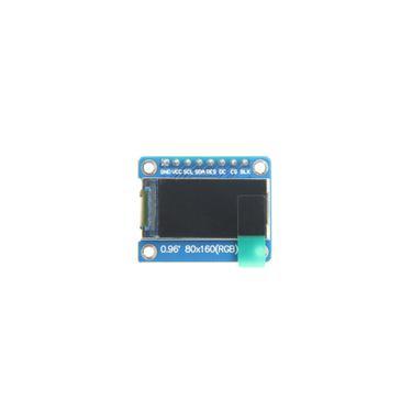 Display lcd 0.96inch tela módulo ips interface de resolução spi 160x80 HD co