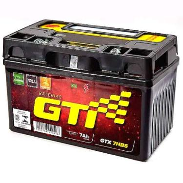 Bateria Gti Gtx-7hbs Suzuki Burgman-125