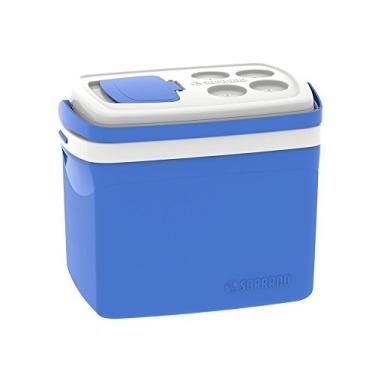 Caixa Térmica Tropical 32L, Soprano, 5050, Azul, Grande