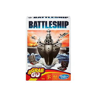 Imagem de Jogo Battleship Grab&Go - Hasbro