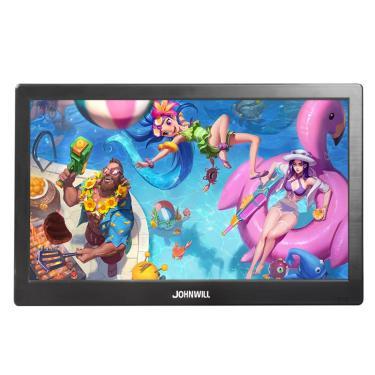 Monitor portátil lcd de 12 polegadas ips, monitor hd de computador, tela 1080p, monitor de jogos 237110953