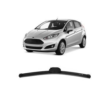 Palheta Limpador Parabrisa Ford Fiesta Hatch 2011 a 2017 Dianteira Passageiro Dyna