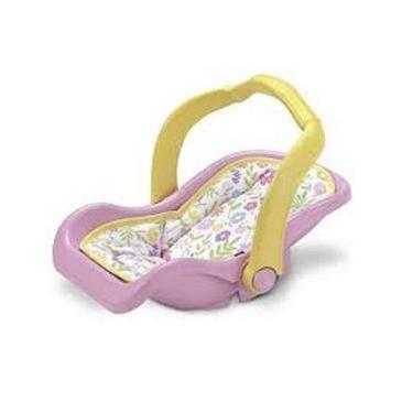 Bebê Conforto para Boneca - Laço de Fita