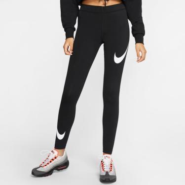 Legging Nike Sportswear Leg-A-See Swoosh Feminina