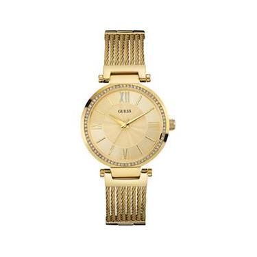 d0002c472c2 Relógio Feminino Guess Modelo U0638L2 A prova d` água
