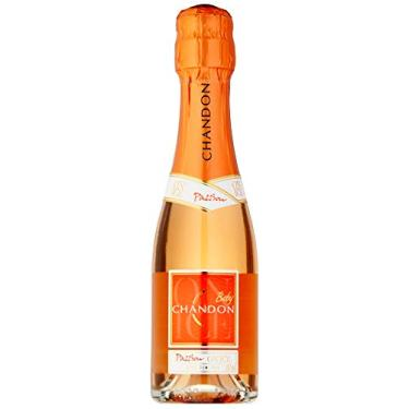 Espumante Baby Chandon Passion Rosé Demi-Sec 187ml
