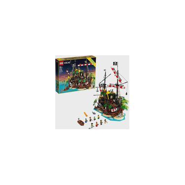 Imagem de Lego Ideas Pirates of Barracuda Bay lego do brasil