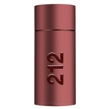 23d6b5421e70a 212 Sexy Men Carolina Herrera - Perfume Masculino - Eau de Toilette 50ml