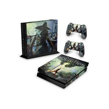 Skin Adesivo para PS4 Fat - Dragon Age Inquisition