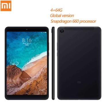 Imagem de Xiaomi-tablet mi pad 4 8.0, tablet com tela hd, 4gb de ram, 64gb de armazenamento, android, wi-fi,