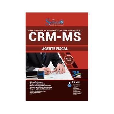 Imagem de Apostila Concurso Crm Ms (Medicina) - Agente Fiscal