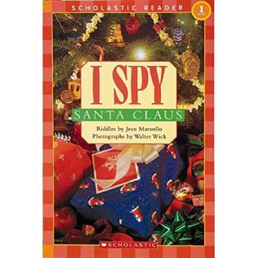 I Spy Santa Claus - Jean Marzollo - 9780439784146