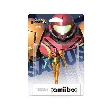 Boneco Nintendo Amiibo: Samus - Wii U
