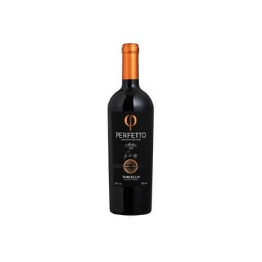 Vinho Tinto Brasileiro Perfetto Malbec 2016 Torcello