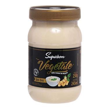 Maionese Vegana Vegetale Superbom 250g