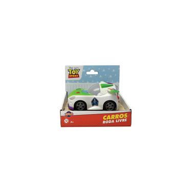 Imagem de Brinquedo Carrinho Rodas Livres Toy Story Buzz Toyng 34220