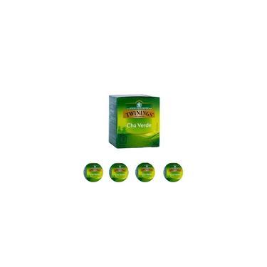 Imagem de Kit Twinings Chá Verde 4 caixas