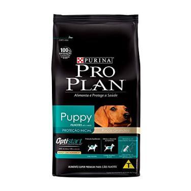 Ração Nestlé Purina ProPlan para Cães Filhotes de Raças Grandes Sabor Frango e Arroz - 15kg Purina para Todas Grande Filhotes - Sabor Frango