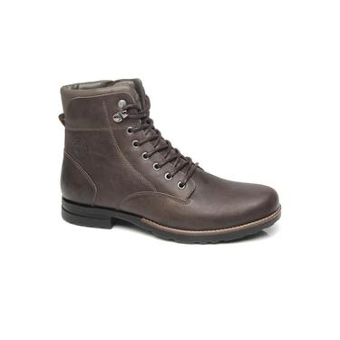 Bota Freeway Masculino Couro discovery chocolate ROSSI-3243