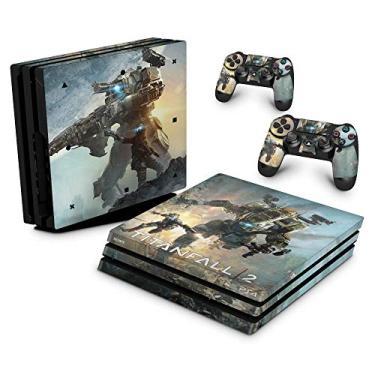 Skin Adesivo para PS4 Pro - Titanfall 2#A
