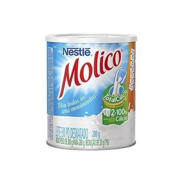 Leite em Pó Molico Desnatado Instantâneo 280g - Nestlé