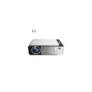 Imagem de Projetor LED de alta definição T6 4K 3500 Lumens compatível com hdmi USB 1080P