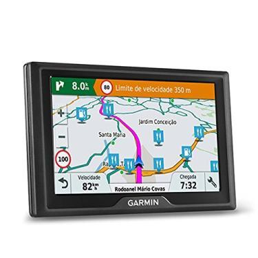 Imagem de GPS Automotivo Garmin Drive 51 Com Alerta de Condução