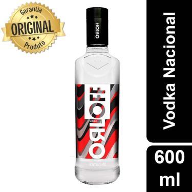Vodka Nacional Orloff - 600ml
