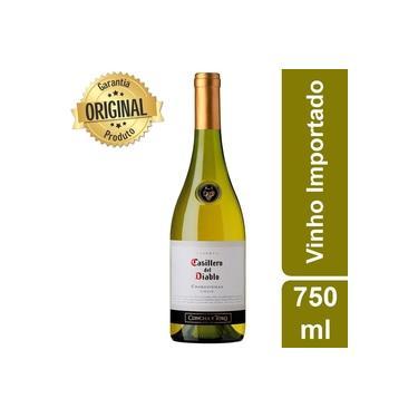 Vinho Casillero Del Diablo Chardonnay 750 Ml
