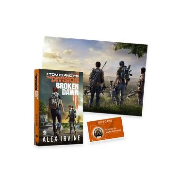 Tom Clancy's The Division: Broken Dawn (acompanha Brinde) - 1ª Ed.