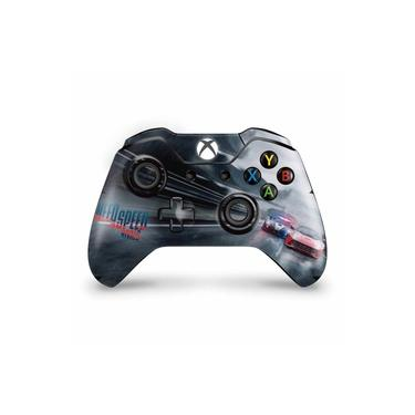 Skin Adesivo para Xbox One Fat Controle - Need For Speed Rivals