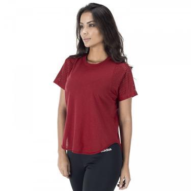 Camiseta adidas ID Mesh - Feminina adidas Feminino