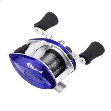 Carretel de pesca 3.3: 1 relação de engrenagem para mão direita pesca à linha ferramenta de pesca carretel de pesca Banggood