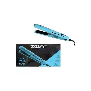 Imagem de Chapa Style Azul 210 Graus Taiff Bivolt