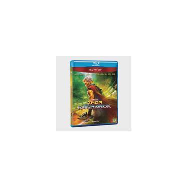 Imagem de Blu-ray - Thor - Ragnarok 3D
