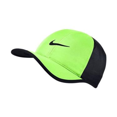 Boné Arobill Featherlight Nike 679421 - Verde Limão/Preto