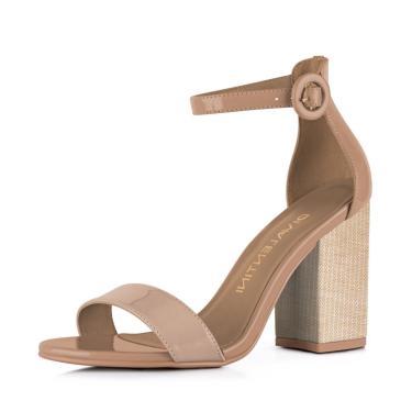 Sandália Terracota Di Valentini Bege  feminino