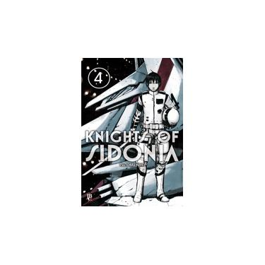 Knights Of Sidonia - Vol. 4 - Nihei, Tsutomi - 9788545702047