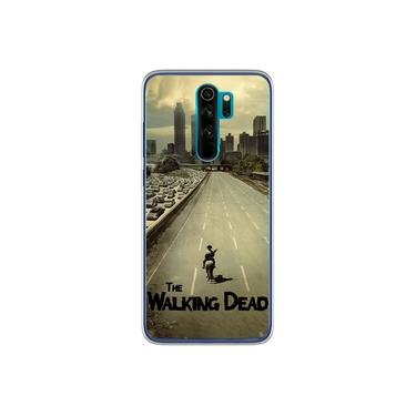 Capa para Xiaomi Redmi Note 8 Pro - The Walking Dead   Atlanta
