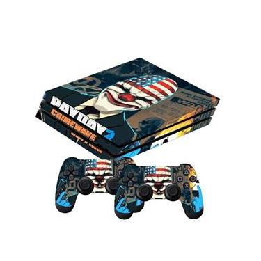 Skin PS4 Pro PayDay 2