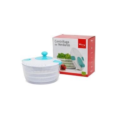 Seca Salada Centrífuga De Verduras 4,5 Litros - Wincy