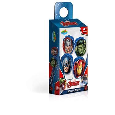 Os Vingadores Boia de Braço Redonda Toyster Brinquedos